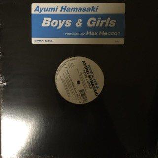 浜崎あゆみ/Boys&Girls