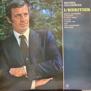 ミッシェル・コロンビエ/相続人L'HERITIER