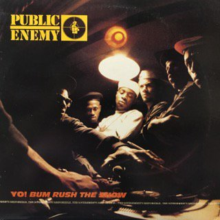 PUBLIC ENEMY/yo! bum rush the show