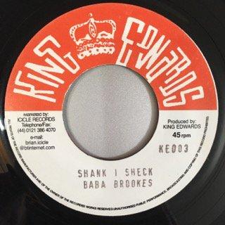 BABA BROOKS/SHANK I SHECK