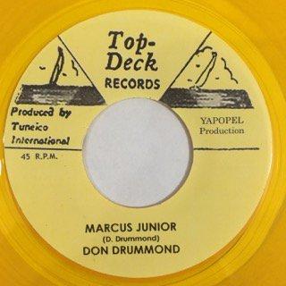 DON DRUMMOND/MARCUS JUNIOR