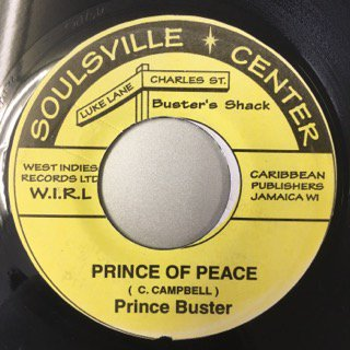 PRINCE BUSTER/PRINCE OF PEACE