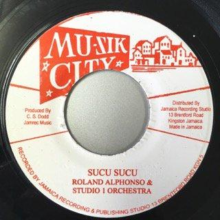 ROLAND ALPHONSO&THE STUDIO 1 ORCHESTRA/SUCU SUCU