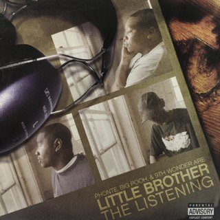 LITTLE BROTHER/THE LISTENING