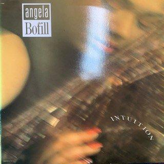 アンジェラ・ボファイル/イントゥーイッション/ANGELA BOFILL/INTUITION