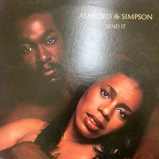 アッシュフォード&シンプソン/愛のメッセージ ASHFORD&SIMPSON/SEND IT