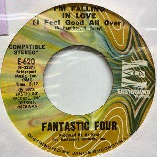 Fantastic Four/I'm Falling  In Love
