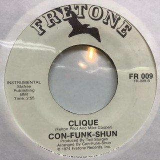 Con-Funk-Shun/Clique