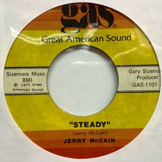 "JERRY MCCAIN/""STEADY"""