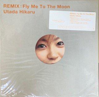 宇多田ヒカル/ リミックス フライ・ミー・トゥ・ザ・ムーン Utada Hikaru/REMIX:Fly Me To The Moon