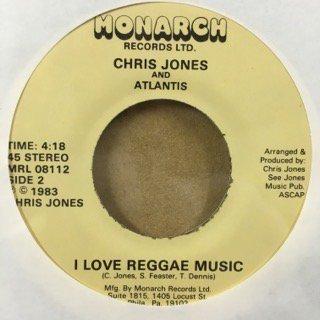 chris jones/never get tired of loving you