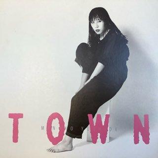 吉田美奈子/ TOWN   MINAKO YOSHIDA/TOWN