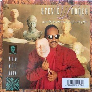 スティービー・ワンダー/ ユー・ウィル・ノウ STEVIE WONDER/ YOU WILL KNOW
