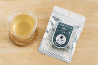 Anytime Teatime 有機緑茶×柚子 (ティーバッグ5個入) 《ながさき百貨店》