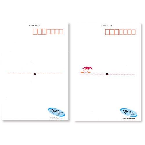 ピングー 【生産終了品】ポストカード2枚セット(へたれピンガ) PG