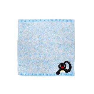 タオルチーフ(フィーカ)ブルー PG523 PG