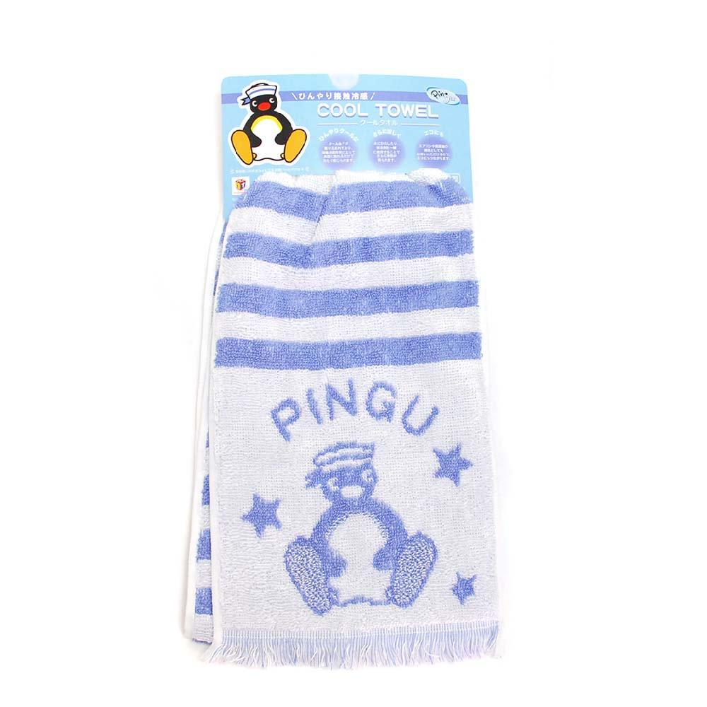ピングー クールタオル(マリンピングー)ブルー PG1229 PG