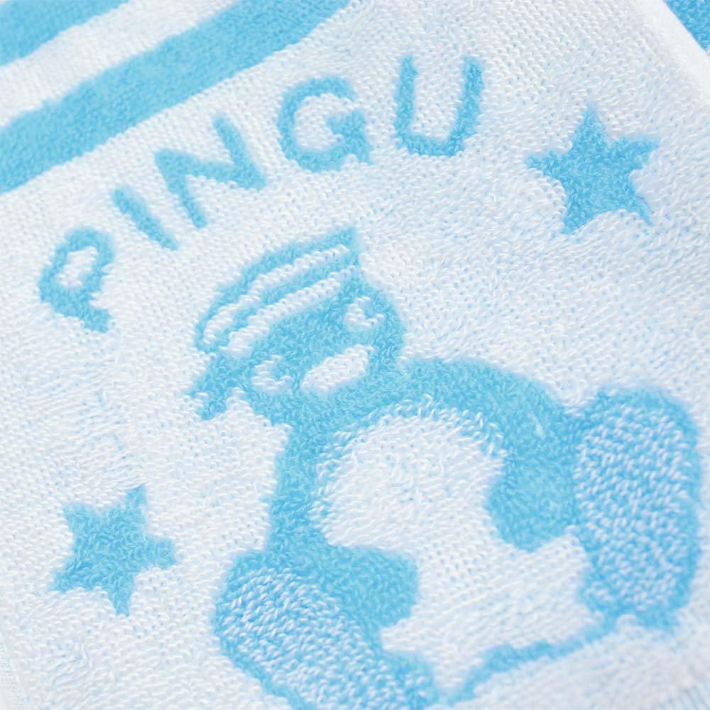 ピングー クールタオル(マリンピングー)ライトブルー PG1229 PG