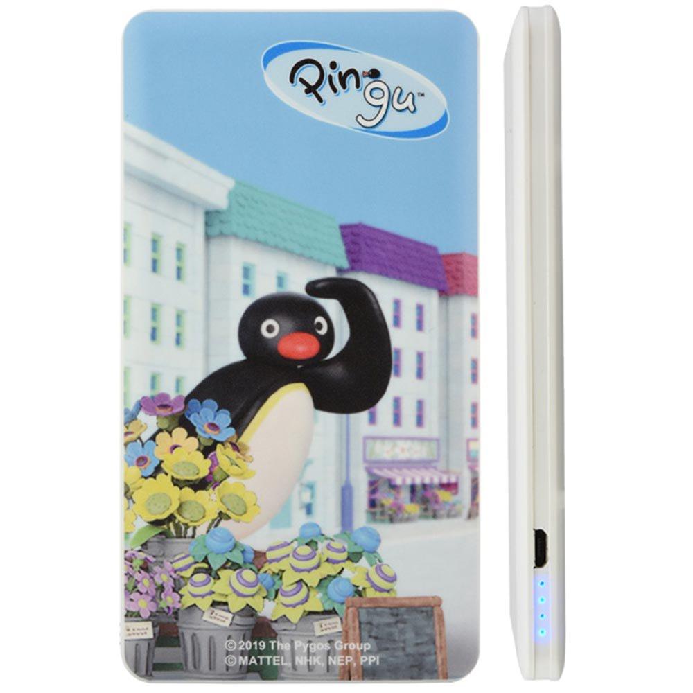 ピングー USB出力リチウムイオンポリマー充電器(Pingu in the city) PG-62C PG