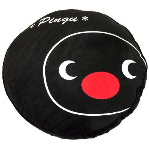 フェイスクッション 丸(ピングー)ブラック 736735 PG