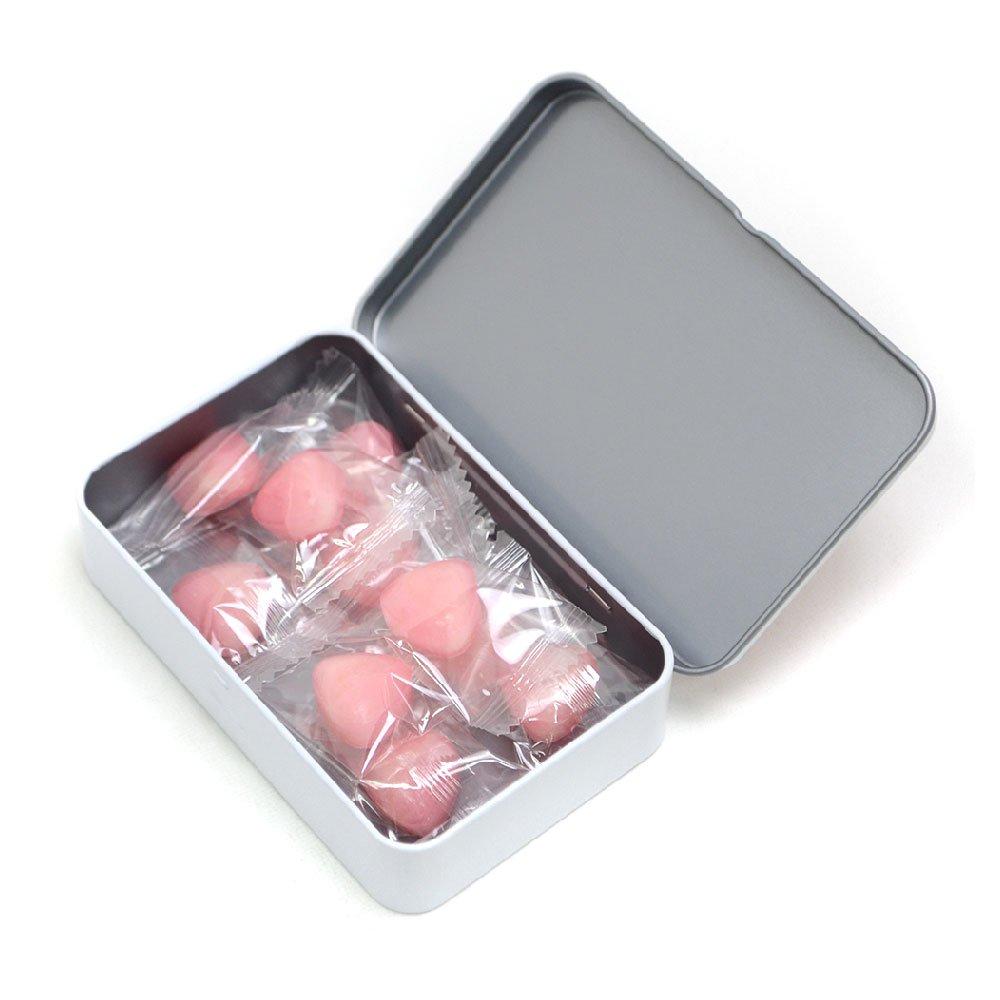 ピングー キャンディ缶(チューリップ)いちごみるく味 PG