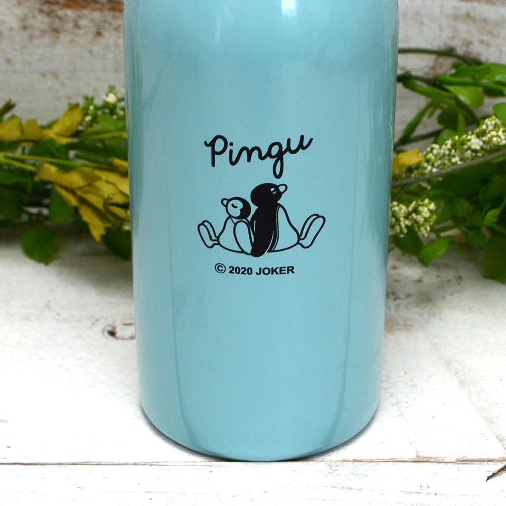 ピングー  真空ボトル(ペールブルー)PG