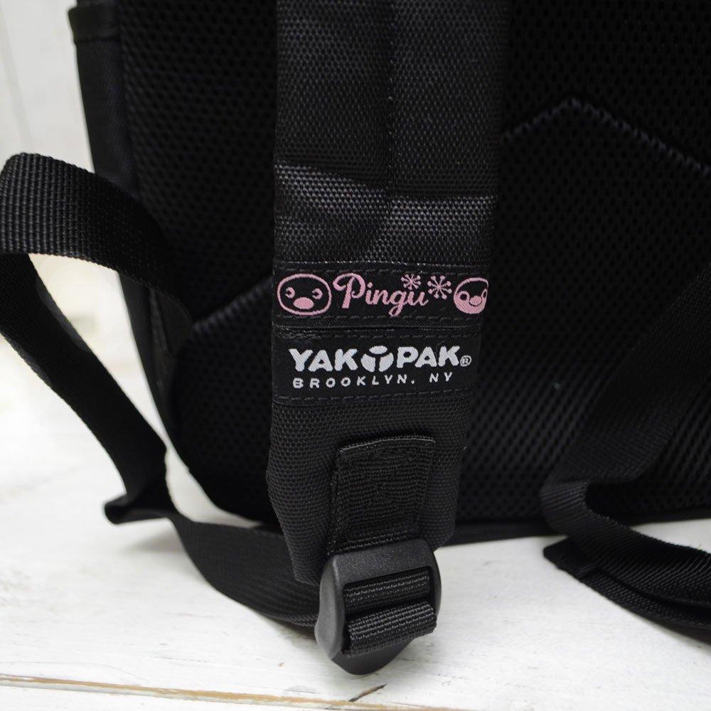 ピングー YAKPAKコラボオープンワイドデイパック PG