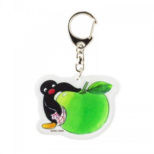 アクリルキーホルダー (りんご) IPG-9790 PG
