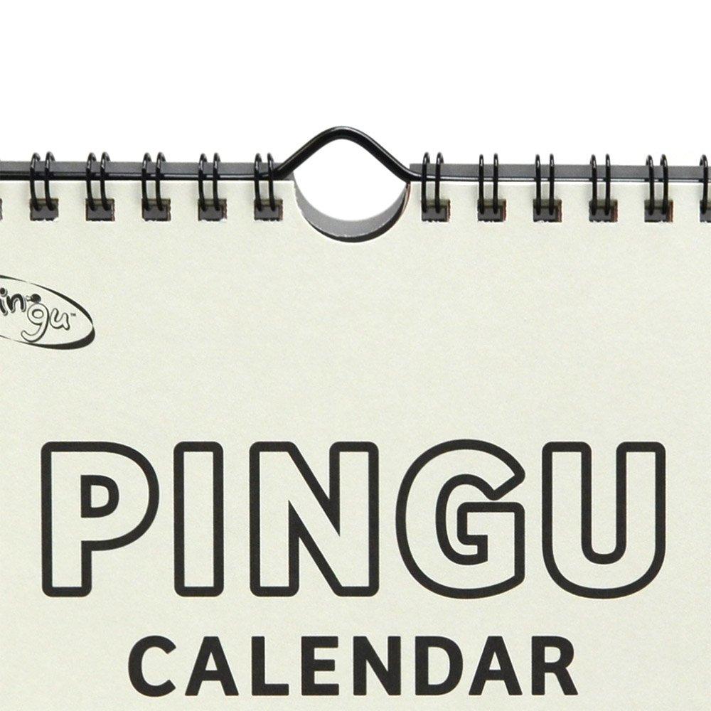 ピングー <img class='new_mark_img1' src='https://img.shop-pro.jp/img/new/icons11.gif' style='border:none;display:inline;margin:0px;padding:0px;width:auto;' />万年日めくり卓上カレンダー PG