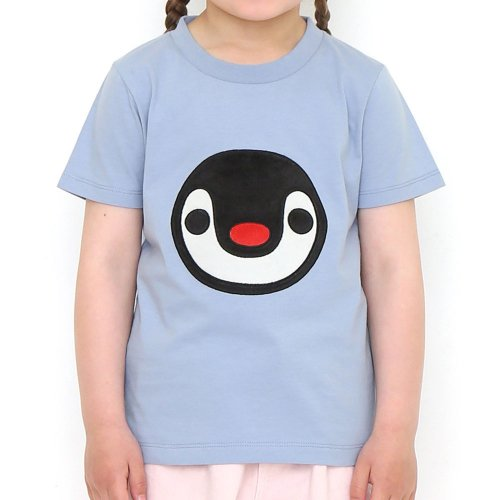 <img class='new_mark_img1' src='https://img.shop-pro.jp/img/new/icons11.gif' style='border:none;display:inline;margin:0px;padding:0px;width:auto;' />キッズTシャツ(ピンガフェイス)ブルー 100 045000560 PG