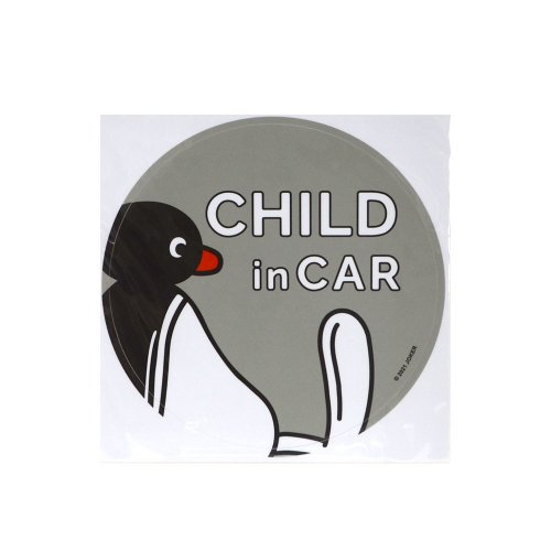 <img class='new_mark_img1' src='https://img.shop-pro.jp/img/new/icons11.gif' style='border:none;display:inline;margin:0px;padding:0px;width:auto;' />カーステッカー (CHILD IN CAR)  KPI00002-2 PG