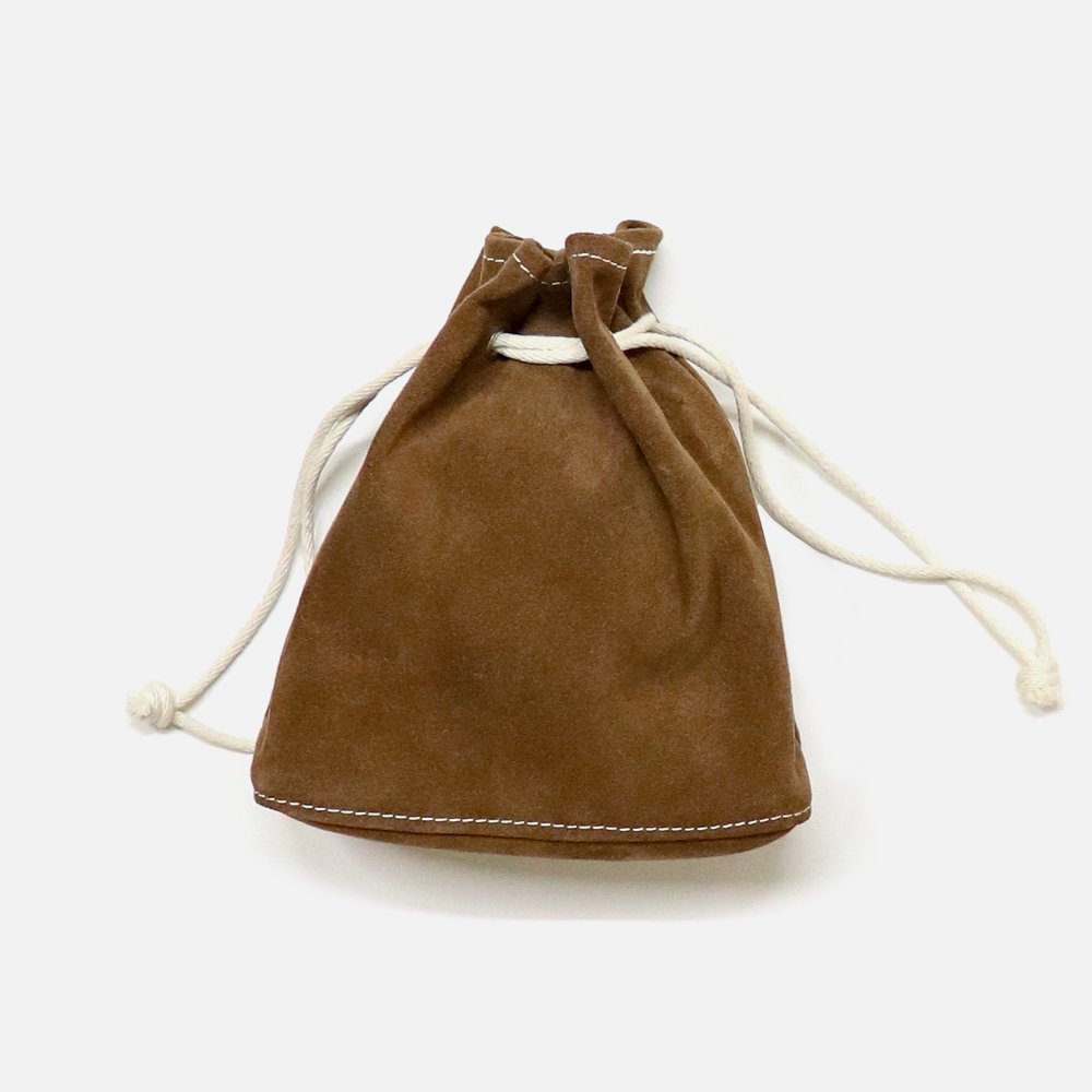 TB Suede Game Pouch