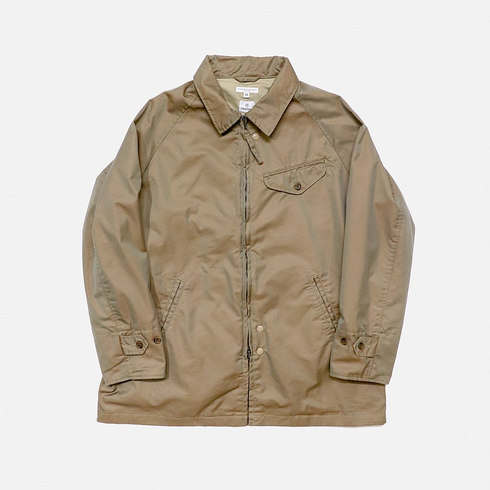 <img class='new_mark_img1' src='https://img.shop-pro.jp/img/new/icons25.gif' style='border:none;display:inline;margin:0px;padding:0px;width:auto;' />EG Car Coat (PC Twill)