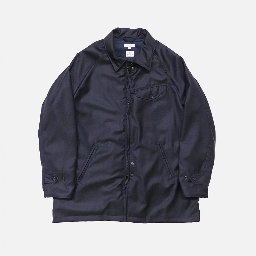 <img class='new_mark_img1' src='https://img.shop-pro.jp/img/new/icons25.gif' style='border:none;display:inline;margin:0px;padding:0px;width:auto;' />EG Car Coat (Wool Solid)