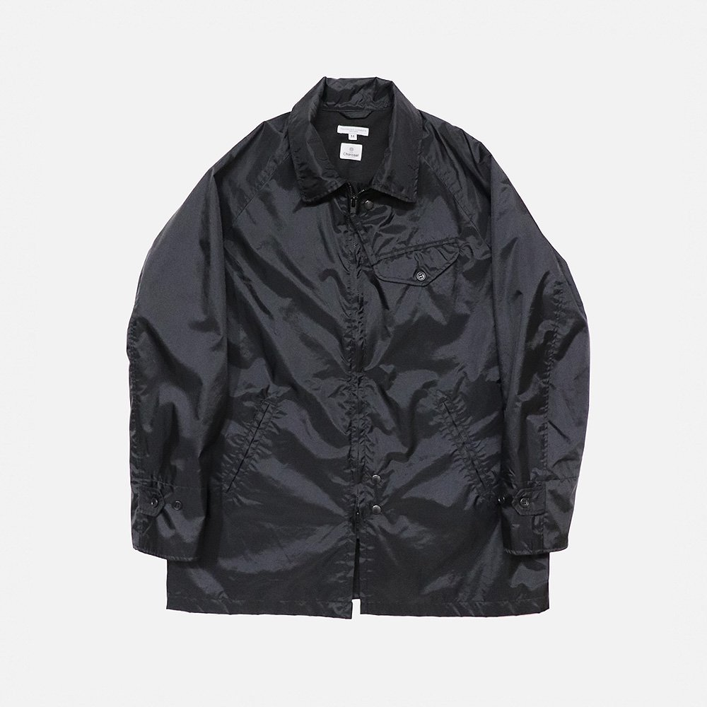 <img class='new_mark_img1' src='https://img.shop-pro.jp/img/new/icons25.gif' style='border:none;display:inline;margin:0px;padding:0px;width:auto;' />EG Car Coat (Nylon Solid)