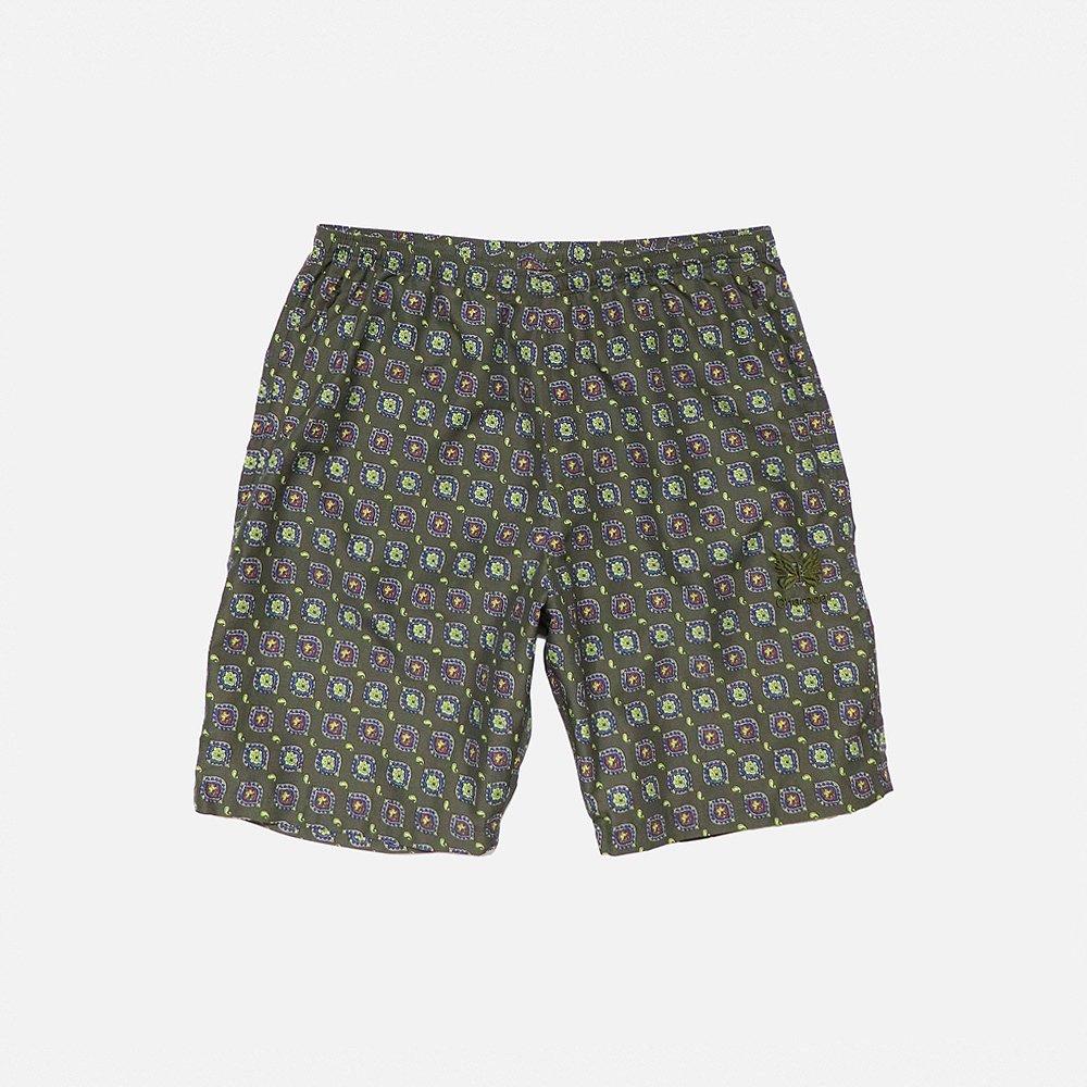 ND Print Nylon Shorts