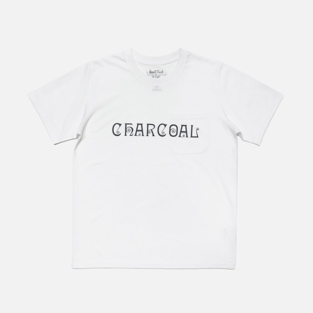 S2W8 「CHARCOAL」 Print S/S