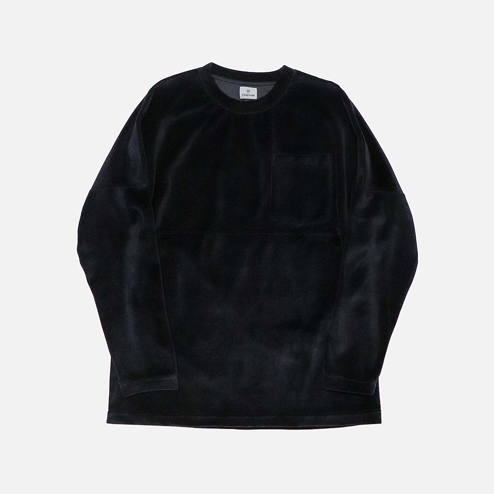 OC Velour Foot L/S