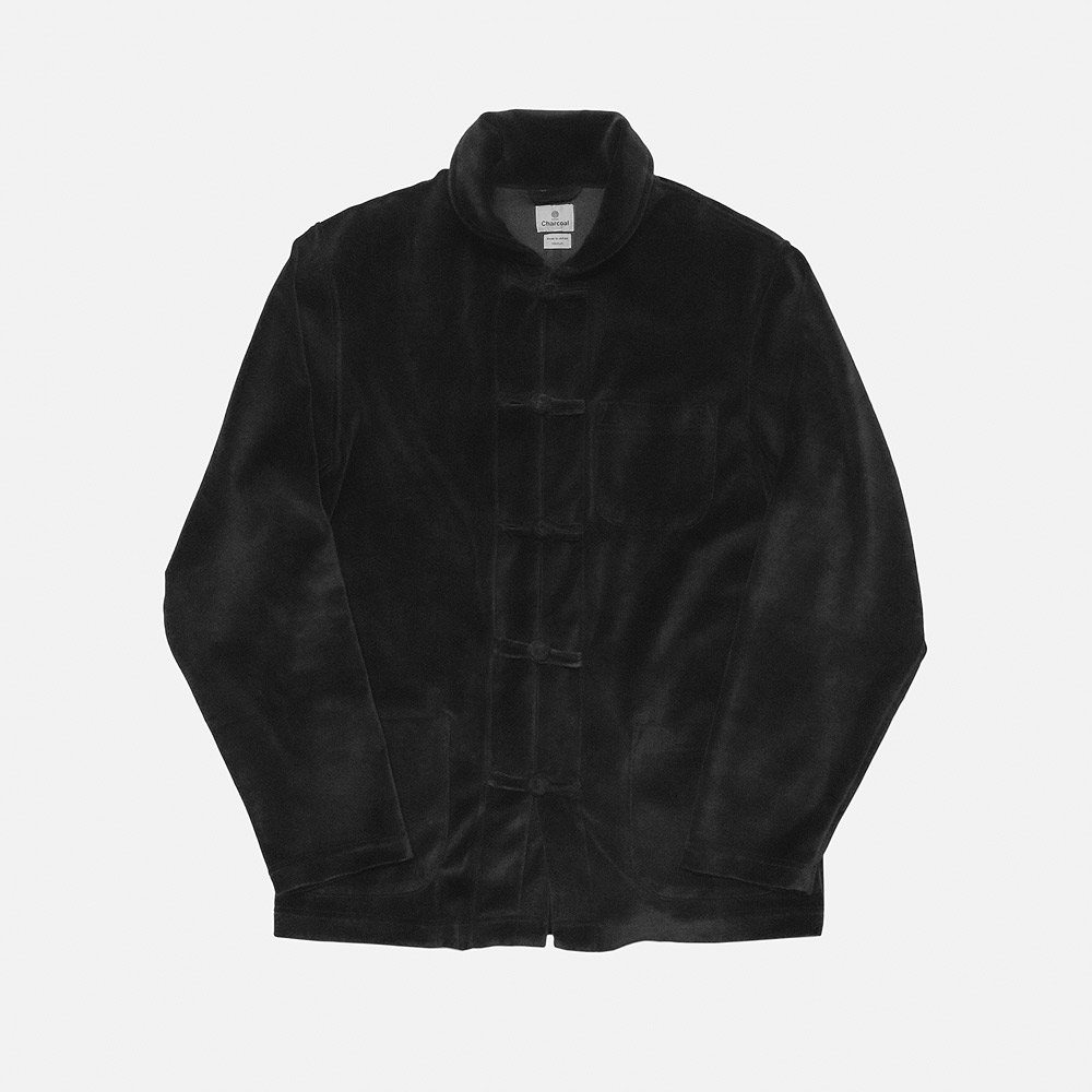 OC Velour China Jacket