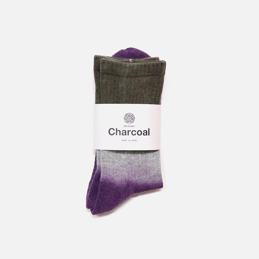 OC Panel Tye-Dye Socks