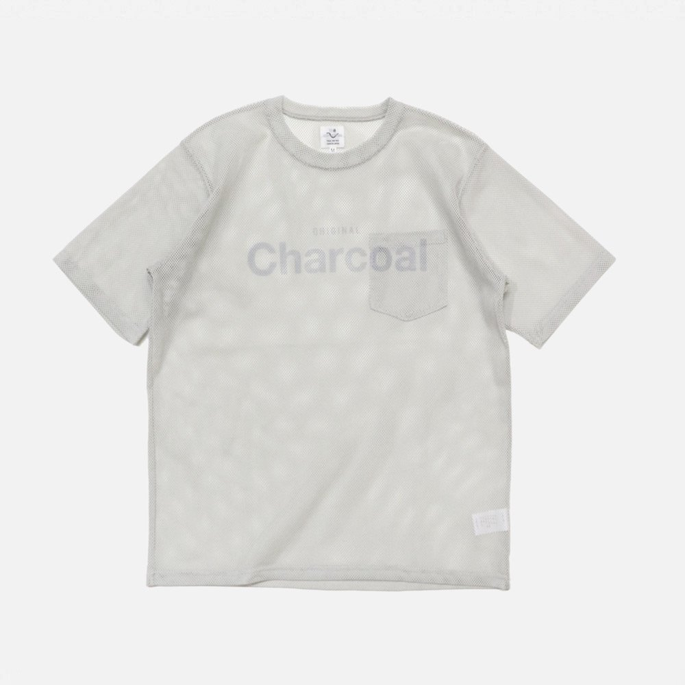 The Conspires Mesh Print T