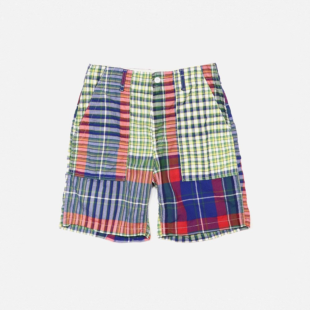 EG Fatigue Shorts (Madras)
