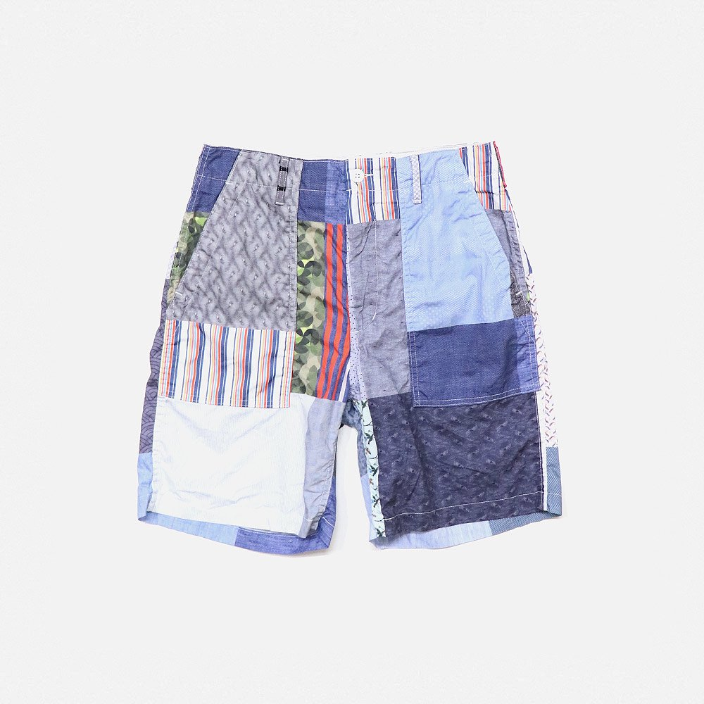 EG Fatigue Shorts (Patch Work)
