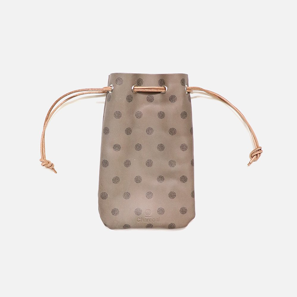 OC Print Leather KC Bag