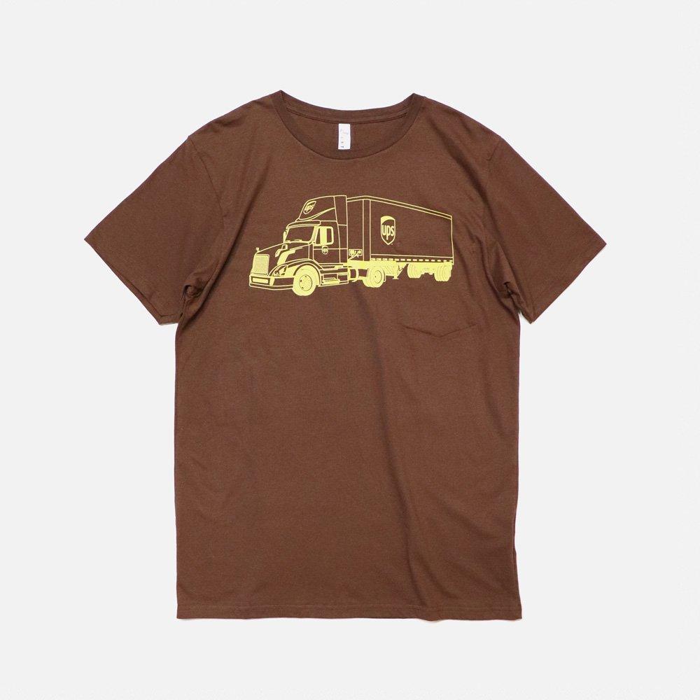 UPS Feeder Truck Tee
