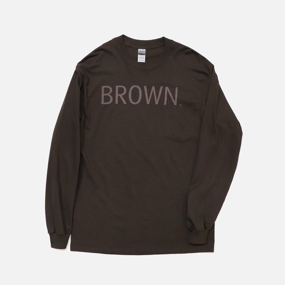UPS Brown Long Sleeve Tee