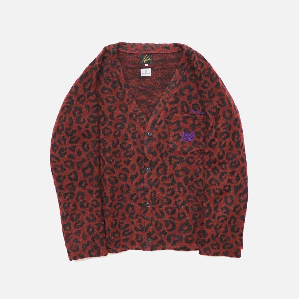 ND V/N Cardigan Leopard