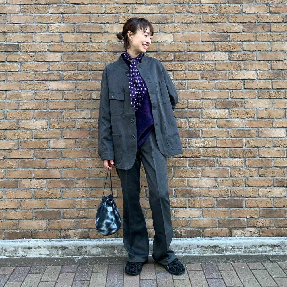 ND Mix Poly Twill Chore Coat