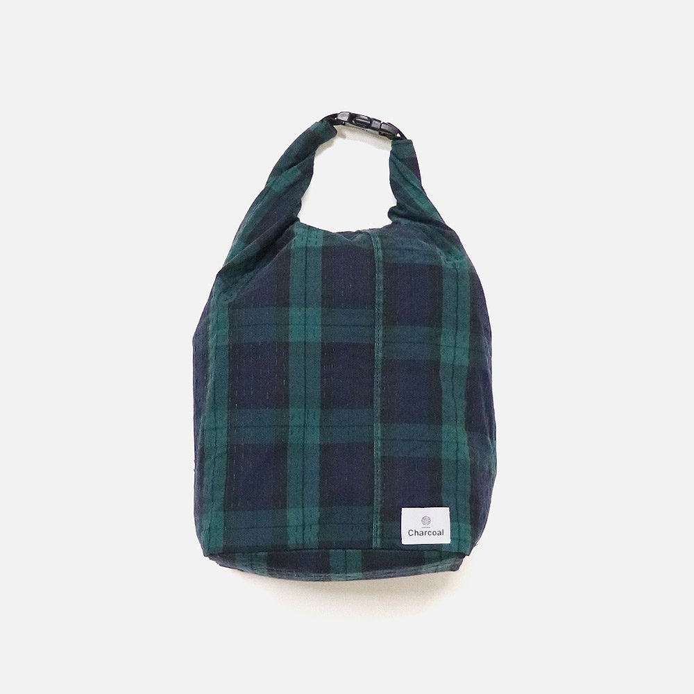 OP Tartan Stitch Bag