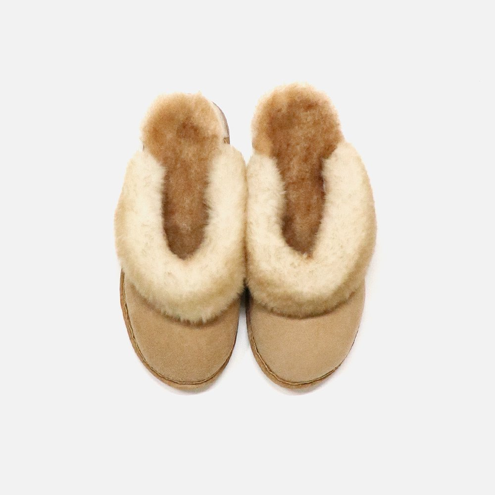 USA Hand Made Mouton Slippers